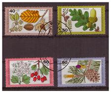 BRD 1024-27 Satz Wohlfahrt 1979 gestempelt