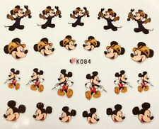 Nail Art 3D Decal Stickers Disney's Mickey Mouse K084