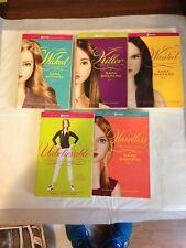 Sara Shepard Pretty Little Liars Lot of 5 Paperback Books