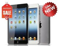 Apple iPad Mini 1st WiFi, GSM Unlocked I 16GB 32GB 64GB I Black Gray White