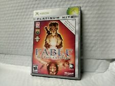 Fable: The Lost Chapters (Platinum Hits) (Microsoft Xbox, 2005)