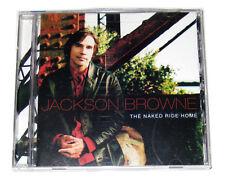 CD: Jackson Browne - The Naked Ride Home (2002, Elektra) Keb Mo Night Inside Me