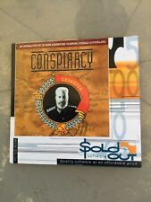 Conspiracy PC GAME CD-ROM 1992 sold out software version
