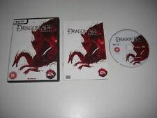 Dragón age 1 ORIGINS PC DVD ROM RPG-Envío rápido