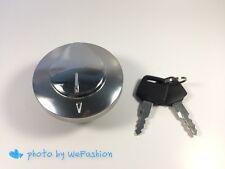 CNC Aluminum Motorcycle Fuel Tank Cover Moto Oil Gas Lock Cap For Honda CMX250C