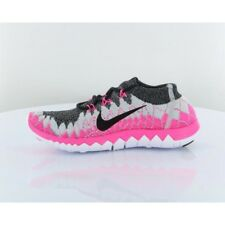 92506ede5e3c6a Nike WMNS Free 3.0 Flyknit Laufschuhe Schuhe Damen 636231 002 Pink NEU OVP