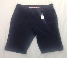 St888 IZOD Girls Navy Blue School Shorts Size 14.5