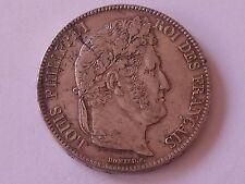 5 Francs Louis-Philippe Ier 1837 A