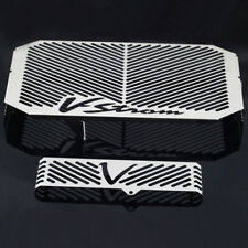 Radiator Grille Guard Cover & Oil Cooler Protector For SUZUKI DL650 V-Strom
