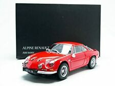 Alpine Renault A110 1600S Kyosho 1/18 Scale Diecast Model Toy Red New  08484R