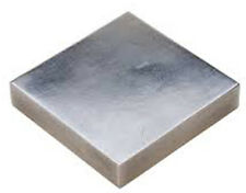 "Bench Block, hardened steel for jewelers   2.5""x2.5""x 1 1/8"" (bp1)"