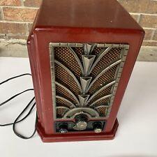 Spirit of St Louis Art Deco Radio Cassette Player Vintage 1996 AM/FM