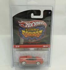 HOT WHEELS PHILS GARAGE FERRARI 288 GTO RED 1/64 SCALE