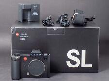 Leica SL Typ 601 10850 24MP vom 15.09.16 FOTO-GÖRLITZ Ankauf+Verkauf