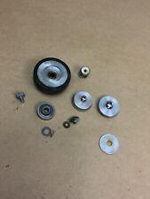 AKAI M-8 Reel to Reel Tape Recorder Player Capstan Sleeve Pinch Roller PartsLot