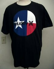 HURLEY TEXAS MEN'S T-SHIRT SZ: X-LARGE ~ NICE SHIRT