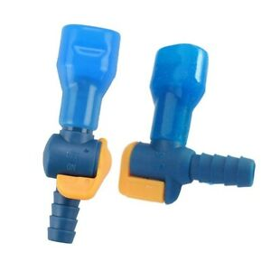 Drink Pack Bite Valve Mouthpiece Replacement With On Off Switch New Durable