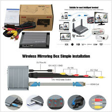 5G Home/Car Wifi Box For iOS10/iOS9 AirPlay Android OS Miracast,Screen Mirroring