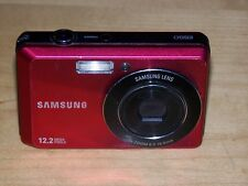 Samsung ES60 12.2MP Digital Camera - Red