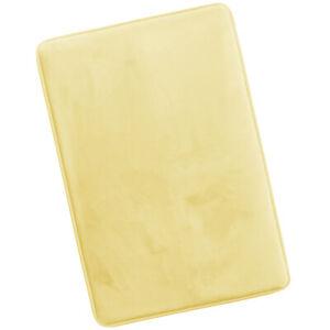 Luxurious Absorbent Soft Memory Foam Bath Mat Bathroom Shower Rug Non Slip