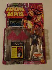 Collectible TOY Figurine ~*~ Marvel Comics IRON MAN Spider-Woman ~ 1994 Toy Biz#