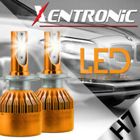 XENTRONIC LED HID Headlight kit H7 White for Mercedes-Benz CLK320 1998-2005