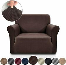 1 Seat Stretch Chair Sofa Covers Couch Cover Elastic Slipcover Protector 25-31