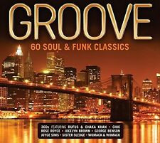 Various Artists - Groove / Various [New CD] UK - Import