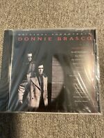 NEW CD: Donnie Brasco Original Soundtrack Unopened Factory Sealed
