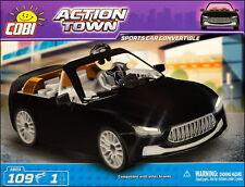 COBI Sports Car Convertible (1803) - 109 elem. - Action Town series
