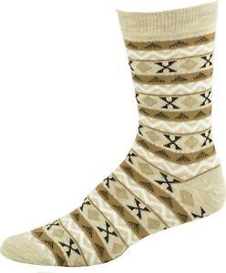 Sierra Socks Acrylic Fairisle Pattern Women's 2 Pair Pack Comfortable Socks