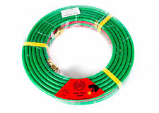 10 METER OXYACETLYN TWIN HOSE WITH BRASS FITTINGS OXY ACET *OLYMPIC*