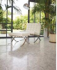 Glazed Polished Porcelain Tile 24x24 Iceberg Gray Grey Marble Rectified Floor