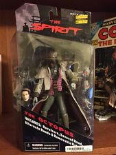 """THE SPIRIT: THE OCTOPUS, 7"""" FIGURE BY MEZCO, 2009, NEW IN BOX"""