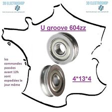 roulement U604ZZ 4x13x4mm générique 3d print cnc bearing