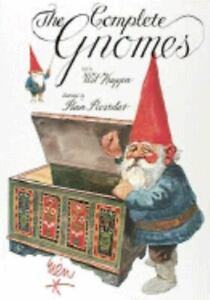 The Complete Gnomes  Huygen, Wil Very Good Hardcover