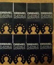 8 NEW DREMEL MULTI MAX MM610 FLEXIBLE SCRAPER BLADE