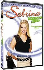 Sabrina the Teenage Witch Complete Seventh FINAL Season 7 ~ NEW 3-DISC DVD SET