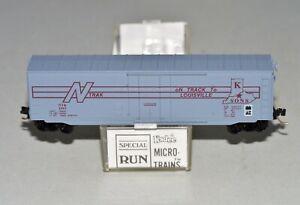 "N Scale KADEE Special Run NTK 1991 NTrak ""oN TRACK To LOUISVILLE"" K sons Box Car"