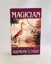 Magician-Raymond E. Feist-SIGNED!!-INSCRIBED!!-TRUE First/1st SC/PB Edition-RARE