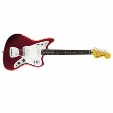 FENDER SQUIER Vintage Modified Jaguar Electric Guitar Rosewood Candy Apple Red