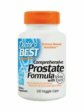 ** 3 PACK ** Doctor's Best, Comprehensive Prostate Formula, 120 vegicaps