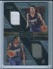 2016-17 PANINI SELECT DEVON BOOKER/ERIC BLEDSOE DUAL JERSEY /199