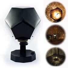 Night Projector Star Sky Celestial Kid Luminous Light Lamp Romantic Fairy Decor