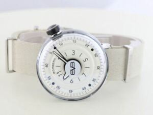 BOMBERG BB-01 White & Silver CT43H3SS.02-1.9 Stainless steel Authentic