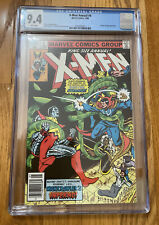 X-Men Annual #4, 1980, CGC 9.4, White Pages, Doctor Strange appears