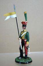 J BENASSI NAPOLEONIC FRENCH LANCER WATERLOO 1815 STUDIO PAINTED ow
