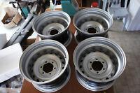 """Custom Steelies 16"""" wheels steel pcd139.7x6 land cruiser 4runner hilux bj40 bj60"""