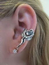 Sterling Silver FAIRY FAERIE EAR CUFF  by Marty Magic