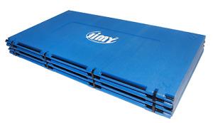 jimy No Clearance Professional Mechanics Folding Creeper Slider